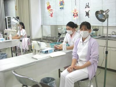保健所の歯科検診へ